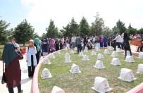 ZİHİNSEL ENGELLİLER - Başkan Demirkol Çanakkale Ruhunu Yaşatmayı Sürdürüyor