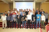 TANSİYON İLACI - Başkan Karaosmanoğlu, Dereceye Giren Sporcuları Ödüllendirdi