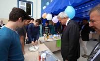 TÜRK DÜNYASI - Başkan Karaosmanoğlu, 'Gençlere Yol Göstermek İçin Çalışıyoruz'