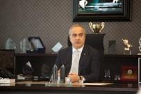 VERGİ BORCU - Başkan Kösemusul'dan Yapılandırma Uyarısı
