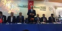 SANAYİ SİTESİ - Başkan Tatlıoğlu Açıklaması 'Türkiye'nin Ekonomisine Can Verecek Mermer OSB İçin Teşvik Verilmeli'