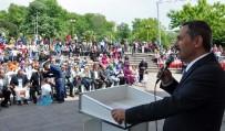 ÜNAL DEMIRTAŞ - Başkan Uysal'dan LÖSEV'e Yer Sözü Verdi