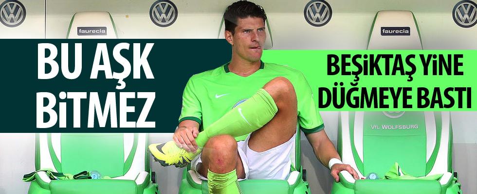 Beşiktaş'ta Gomez harekatı