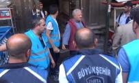 MıSıR - Beyoğlu'nda Kestane Ve Mısırcılara Büyük Operasyon