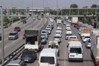 İKLİM DEĞİŞİKLİĞİ - Bursa'ya 1250 Kamera İle Akıllı Trafik Ve Sinyalizasyon Dönemi Geliyor