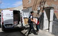 SOSYAL YARDIM - Büyükşehir'den Dar Gelirlilere Gıda Desteği