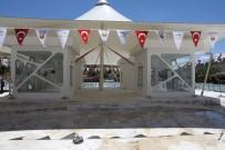 OTOPARK SORUNU - Büyükşehir Halfeti'de Sosyal Ve Spor Tesislerin Yapımını Tamamladı