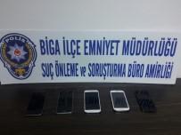 CEP TELEFONU - Çanakkale'de Telefon Hırsızı Yakalandı
