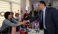 SOSYAL BELEDİYECİLİK - Çankaya Evleri Yıl Sonu Sergileri Coşkuyla Sona Erdi