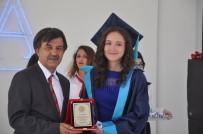 İSTİKLAL - Cemal Mümtaz Sosyal Bilimler Lisesi'nde Mezuniyet Sevinci