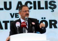 ÇEVRE VE ŞEHİRCİLİK BAKANI - Çevre Ve Şehircilik Bakanı Mehmet Özhaseki Açıklaması
