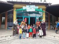 TÜRKIYE BÜYÜK MILLET MECLISI - Çocuk Hakları Okulu, Misafirlerini Ağırladı