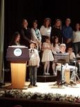 ÇOCUK KOROSU - Çocuk Korosundan Yıl Sonu Konseri