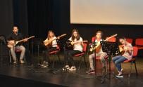 GÖLYAZı - Çocuklardan Muhteşem Konser