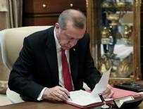 VERGİ BORCU - Cumhurbaşkanı Erdoğan o yasayı onayladı