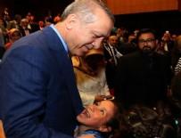 OSMANLı DEVLETI - Cumhurbaşkanı Erdoğan'a çocuklardan yoğun ilgi