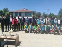 ANADOLU İMAM HATİP LİSESİ - Daday'da Gençlik Yarışması Yapıldı