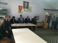 AHMET ÖZDEMIR - Daday'da Halk Toplantısı Yapıldı