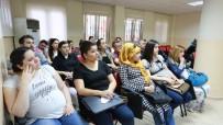 KADIN HASTALIKLARI - Denizli'de Hamilelik Okulu'nda 7'Nci Dönem Başladı