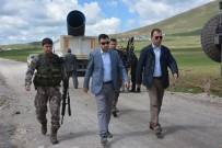 KARS VALISI - Digor Grup Köy Yolları Asfalt Olacak