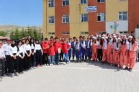 KÜTÜPHANE - 'Dündarlı Okuyor Çocuk Gelinler Bitiyor' Projesi Kapsamında Kütüphane Açıldı