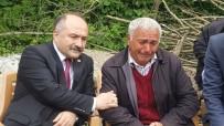 DOĞUBEYAZıT - Erhan Usta'dan Şehit Ailesine Taziye
