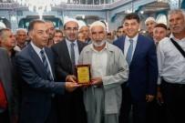 AHMET DURSUN - Eydibaba Camisi Dualarla Açıldı