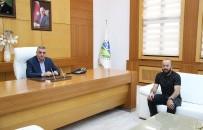 SAKARYASPOR - Futbolcu Hacıoğlu'ndan Başkan Toçoğlu'na Ziyaret