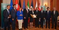JAPONYA BAŞBAKANI - G7'de Terör Ve Şiddete Karşı Ortak Bildiri İmzalandı