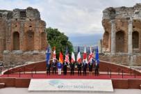 JAPONYA BAŞBAKANI - G7 Liderleri Aile Fotoğrafı Çektirdi