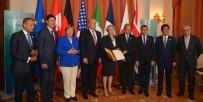 JAPONYA BAŞBAKANI - G7 Zirvesinde, Terör Ve Şiddete Karşı Ortak Bildiri İmzalandı
