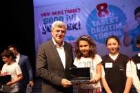 HALKLA İLIŞKILER - Gebze'deki Öğrenciler Yeni Nesil Tabletlerine Kavuştu