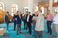 NAMIK KEMAL NAZLI - Gömeç Çarşı Camisi İbadete Açıldı