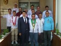 AHMET TÜRKÖZ - Havran'da Aşçı Çırağı Kursu Sertifika Töreni Yapıldı