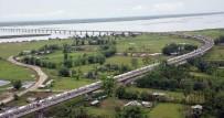 ÇİN - Hindistan'ın 9.15 Kilometre Uzunluğundaki En Uzun Köprüsü Açıldı