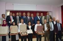 TÜRKIYE GAZETECILER FEDERASYONU - İletişim Ödülleri Sahiplerini Buldu