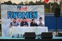 FENOMEN - İnternet Fenomenleri Çekmeköy'de Gençlerle Buluştu