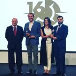 OKAN ÜNIVERSITESI - İz İletişim'e Altın Pusula'dan 2 Ödül
