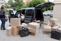 KAÇAK SİGARA - Kahramanmaraş'ta Kaçak Sigara Operasyonu