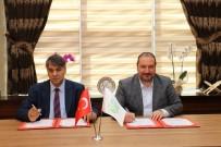KARABÜK ÜNİVERSİTESİ - KBÜ İle Yunus Emre Enstitüsü Arasında Protokol İmzalandı
