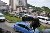 TICARET VE SANAYI ODASı - Kdz. Ereğli'de Trafik Sorununa Köklü Çözüm