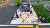 TRAFİK EĞİTİM PARKI - Kocaeli'de İlk Çocuk Trafik Eğitim Parkı Açılıyor