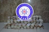 KAÇAKÇILIK - Kocaeli'de Yolcu Otobüsünde 110 Kilogram Eroin Yakalandı