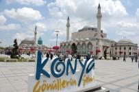 MESCİD-İ AKSA - Konya'da Tarihi Sultan Selim Cami Yeniden İbadete Açıldı