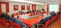 YURT DıŞı - Konya OSB'de Beşinci Kısım Genişleme Alanında Sona Yaklaşıldı
