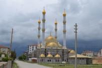 TOPLANTI - Kulu'da Yapımı Süren Yeşil Cami Kısmen İbadete Açıldı
