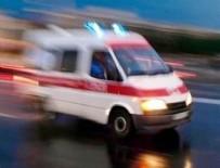 TRAFIK KAZASı - Lüleburgaz'da balo dönüşü kaza: 1 ölü!