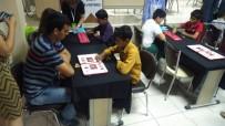 STRATEJİ OYUNU - Mangala Turnuvasında Oluklu Ortaokulu Yarı Finalde