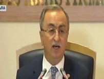 REŞAT PETEK - Meclis darbe girişimi raporunu açıkladı