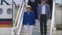 AVRUPA KOMISYONU - Merkel, G7 İçin İtalya'da
